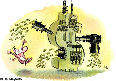 Как размножаются деньги?