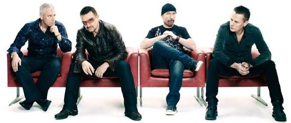 """Самые богатые музыканты 2010 года – группа """"U2"""""""