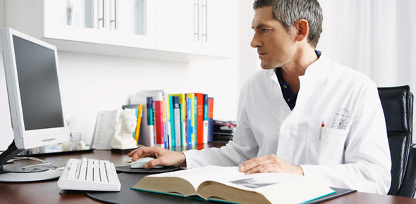 Доктор через Интернет