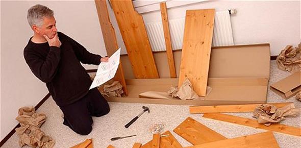 Бизнес по сборке мебели