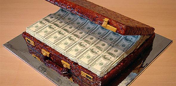 Как я зарабатываю деньги на изготовлении тортов на заказ
