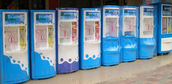 Бизнес-идея: продажа очищенной воды