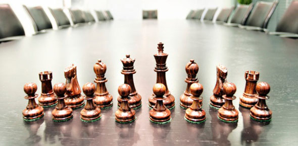 Стратегия ведения конкурентной борьбы