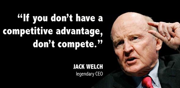 Джек Уэлч – «Победитель»