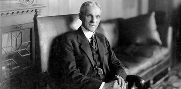 Генри Форд: история одного упорного человека