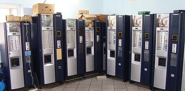 Выгодный бизнес: кофе-автоматы