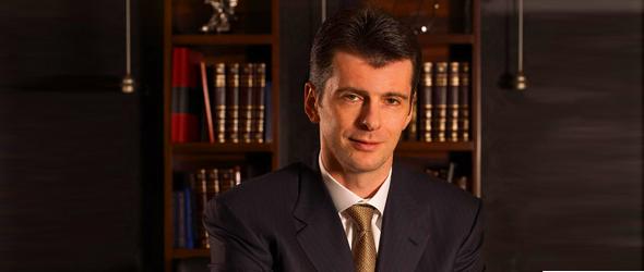 Михаил Дмитриевич Прохоров – не только самый богатый предприниматель России, но и один из самых богатых людей мира