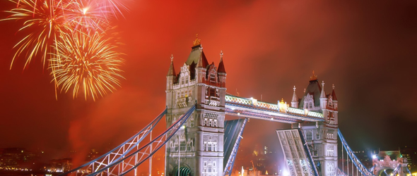 Встречаем Новый год в Англии