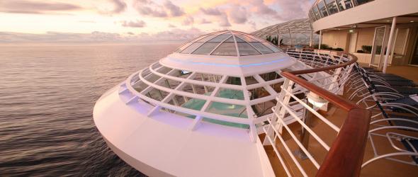 Самый большой круизный лайнер в мире  — «Allure of the Seas»
