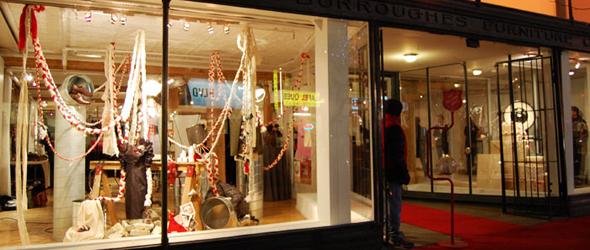Дизайн витрин магазинов