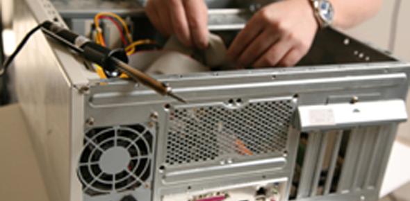 Бизнес по ремонту компьютеров