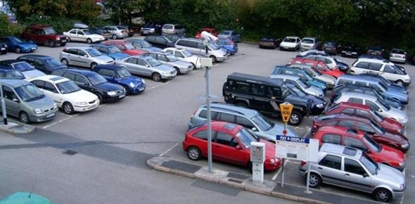 Идея бизнеса — открытие автостоянки