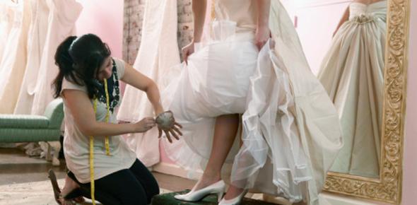 Идея бизнеса — пошив, прокат и продажа свадебных платьев