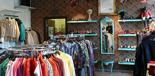 Идея бизнеса — открытие комиссионного магазина
