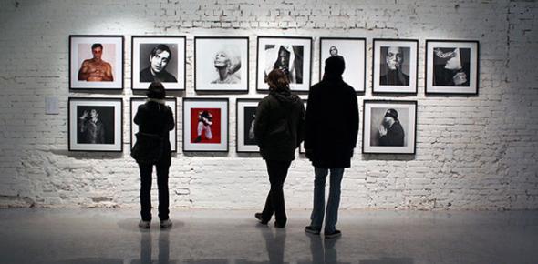 Идея бизнеса — открытие галереи
