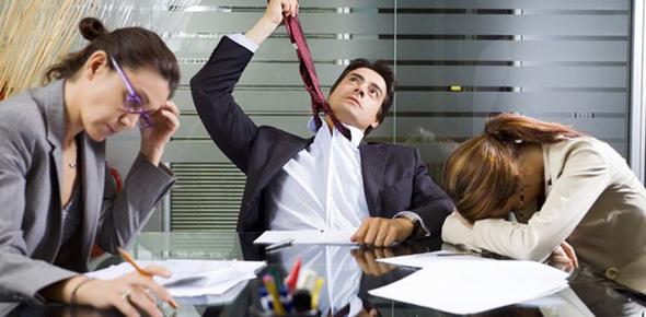 Почему напряженная работа не приносит успеха?