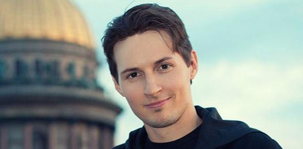 Павел Дуров – история успеха