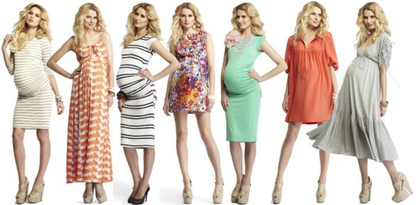 Идея бизнеса – прокат одежды для беременных
